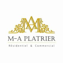 Conception de logo à Montréal - M-A Platrier