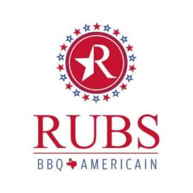 Création de logo de restaurant - RUBS BBQ